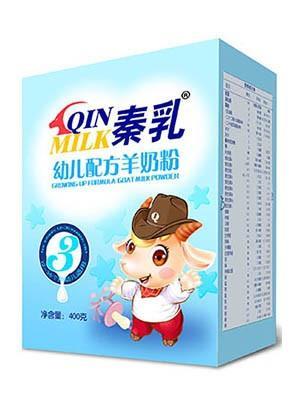 胜博发729羊奶粉3段盒