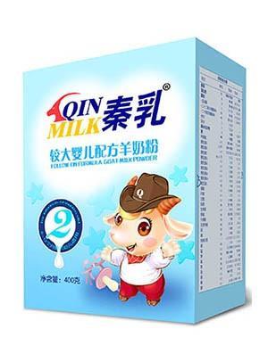 胜博发729羊奶粉2段盒
