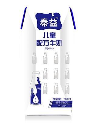 儿童配方牛奶-内包装